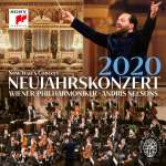 Neujahrskonzert 2020 der Wiener Philharmoniker, 2 CDs