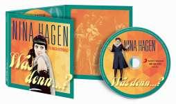 Nina Hagen: Was denn ? Die Amiga Hits, CD