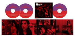 Amy Winehouse: At The BBC, 3 CDs