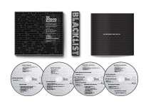 The Metallica Blacklist, 4 CDs