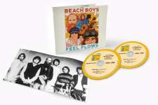 """The Beach Boys: """"Feel Flows"""": The Sunflower & Surf's Up Sessions 1969-1971, 2 CDs"""