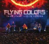 Flying Colors: Third Stage: Live In London, 2 CDs und 1 DVD