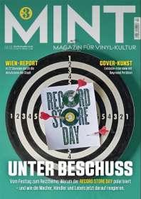 Zeitschriften: MINT – Magazin für Vinyl-Kultur 03/16, Zeitschrift