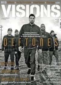 Zeitschriften: VISIONS 4/16 (+ CD im Heft), Zeitschrift