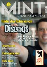 Zeitschriften: MINT - Magazin für Vinyl-Kultur 04/16, Zeitschrift