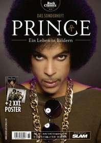 Zeitschriften: ROCK CLASSICS - Sonderheft 15: PRINCE, Buch