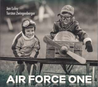Jan Luley & Torsten Zwingenberger: Air Force One, CD