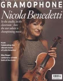 Zeitschriften: Gramophone July 2016 - The Classical Music Magazine, Zeitschrift