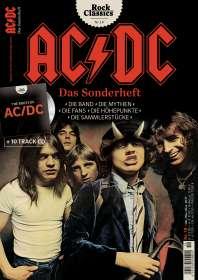 Zeitschriften: ROCK CLASSICS - Sonderheft 11: AC/DC, Buch