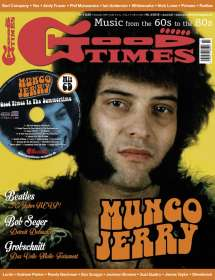 "Zeitschriften: GoodTimes - Music from the 60s to the 80s Juni/Juli 2015 + CD: ""Mungo Jerry ""Good Times In The Summertime"", Zeitschrift"