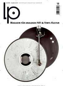 Zeitschriften: LP - Magazin für Analoges HiFi & Vinyl-Kultur 3/2018, Zeitschrift