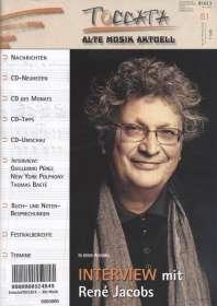 Zeitschriften: TOCCATA - Alte Musik aktuell (81), Zeitschrift