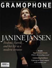 Zeitschriften: Gramophone January 2016 - The Classical Music Magazine, Zeitschrift