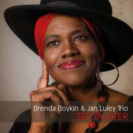 Brenda Boykin & Jan Luley: See Ya Later, CD