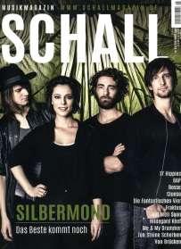 Zeitschriften: SCHALL - Musikmagazin 03 Winter 2016, Zeitschrift