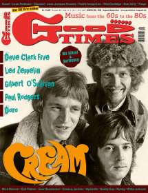 Zeitschriften: GoodTimes - Music from the 60s to the 80s August/September 2018, Zeitschrift