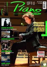 Zeitschriften: PIANONews - Magazin für Klavier & Flügel (Heft 5/2018), Zeitschrift