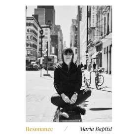 Maria Baptist (geb. 1971): Resonance, CD