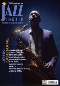 Zeitschriften: Jazzthetik - Magazin für Jazz und Anderes September/Oktober 2018, Zeitschrift
