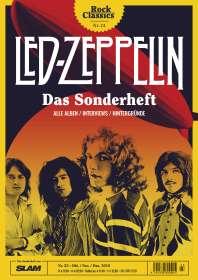 Zeitschriften: ROCK CLASSICS - Sonderheft 23: LED ZEPPELIN, Buch