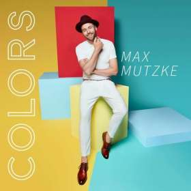 Max Mutzke: Colors (signiert, exklusiv für jpc), CD