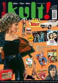 Zeitschriften: kult! 19 (by GoodTimes) 60er ° 70er ° 80er, Zeitschrift