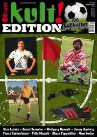 """Zeitschriften: kult! EDITION NR. """"100 Fussballer - Bundesliga '63 - '89"""", Zeitschrift"""