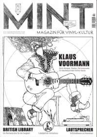 Zeitschriften: MINT - Magazin für Vinyl-Kultur No. 26, Zeitschrift