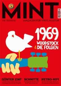 Zeitschriften: MINT - Magazin für Vinyl-Kultur No. 29, Zeitschrift