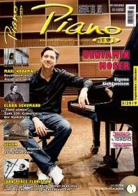 Zeitschriften: PIANONews - Magazin für Klavier & Flügel (Heft 5/2019), Zeitschrift