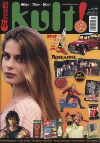 Zeitschriften: kult! 21 (by GoodTimes) 60er ° 70er ° 80er, ZEI