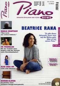 Zeitschriften: PIANONews - Magazin für Klavier & Flügel (Heft 6/2019), ZEI