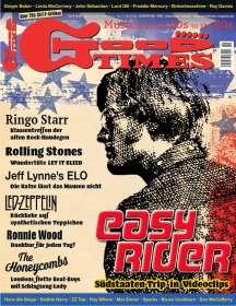 Zeitschriften: GoodTimes - Music from the 60s to the 80s Dezember 2019/Januar 2020, ZEI