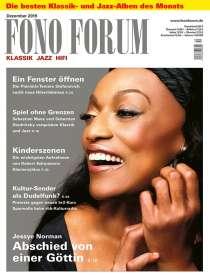 Zeitschriften: FonoForum Dezember 2019, ZEI