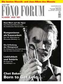 Zeitschriften: FonoForum Januar 2020, ZEI