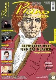 Zeitschriften: PIANONews - Magazin für Klavier & Flügel (Heft 1/2020), ZEI