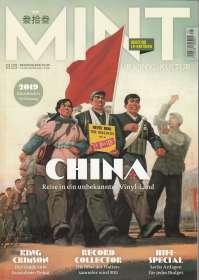 Zeitschriften: MINT - Magazin für Vinyl-Kultur No. 33, ZEI
