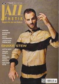 Zeitschriften: Jazzthetik - Magazin für Jazz und Anderes Januar/Februar 2020, ZEI