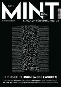 Zeitschriften: MINT - Magazin für Vinyl-Kultur No. 34, ZEI