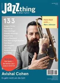 Zeitschriften: JAZZthing - Magazin für Jazz (133) April - Mai 2020, ZEI