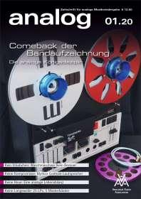 Zeitschriften: analog - Zeitschrift für analoge Musikwiedergabe 01/20, ZEI