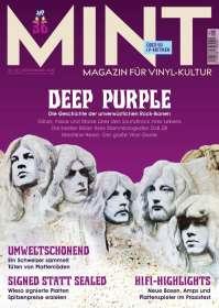 Zeitschriften: MINT - Magazin für Vinyl-Kultur No. 36, ZEI