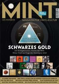 Zeitschriften: MINT - Magazin für Vinyl-Kultur No. 39, ZEI