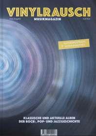 Zeitschriften: VINYLRAUSCH MUSIKMAGAZIN  (Erste Ausgabe), ZEI