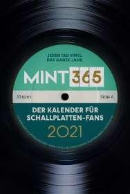 MINT 365: Der Kalender für Schallplatten-Fans 2021, KAL