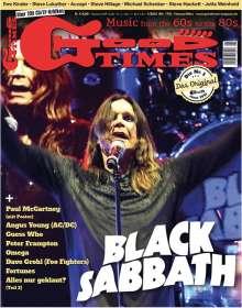 Zeitschriften: GoodTimes - Music from the 60s to the 80s Februar/März 2021, ZEI