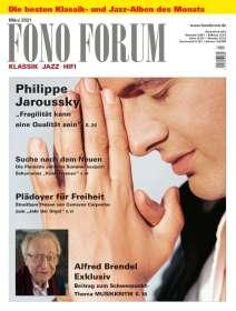 Zeitschriften: FonoForum März 2021, ZEI