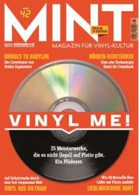 Zeitschriften: MINT - Magazin für Vinyl-Kultur No. 42, ZEI