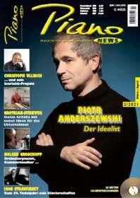 Zeitschriften: PIANONews - Magazin für Klavier & Flügel (Heft 2/2021), ZEI