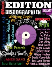 Zeitschriften: GoodTimes - Edition Vol. 15 - Discographien Nr. 1/2021, ZEI